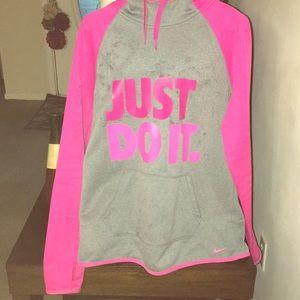 Nike Just Do It Hoodie💓✔️